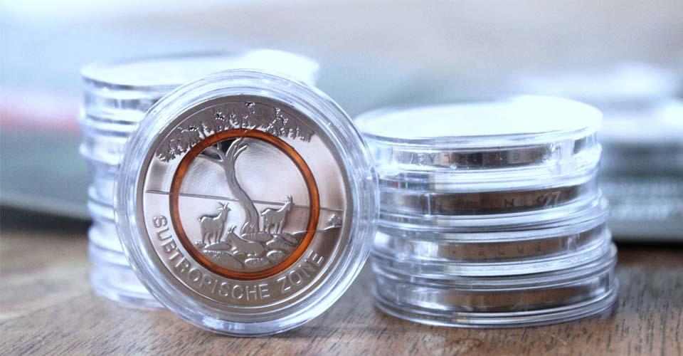 Erstausgabe Der Polymer Münze Subtropische Zone Mdm Blogmdm Blog