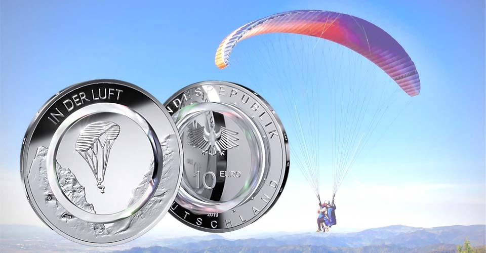 Hoch Hinaus Mit Der 10 Euro Polymer Münze Mdm Blogmdm Blog