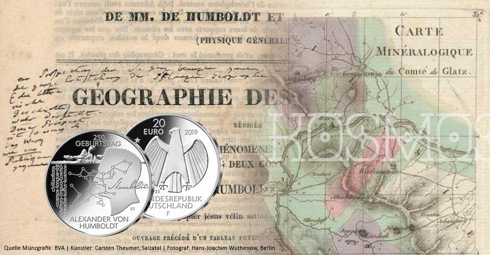 20 Euro Münze Für Alexander Von Humboldt Mdm Blogmdm Blog