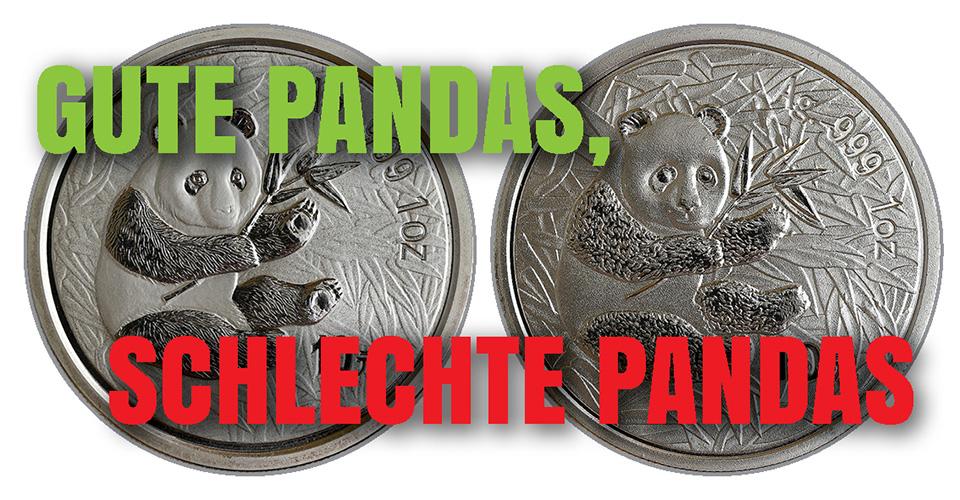 Münzfälschungen Zaunpfosten Zählen Bei Panda Münzen Mdm Blogmdm Blog