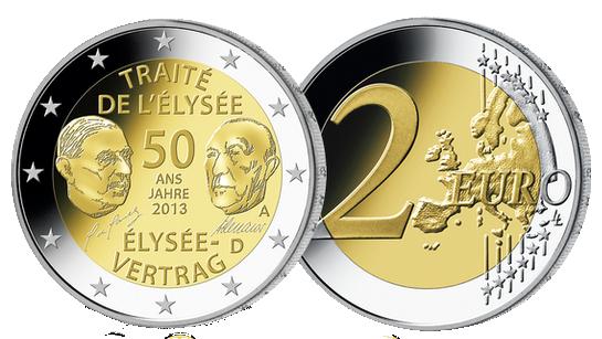 2-Euro-Gedenkmünze zum Mauerfall | MDM Münzenblog