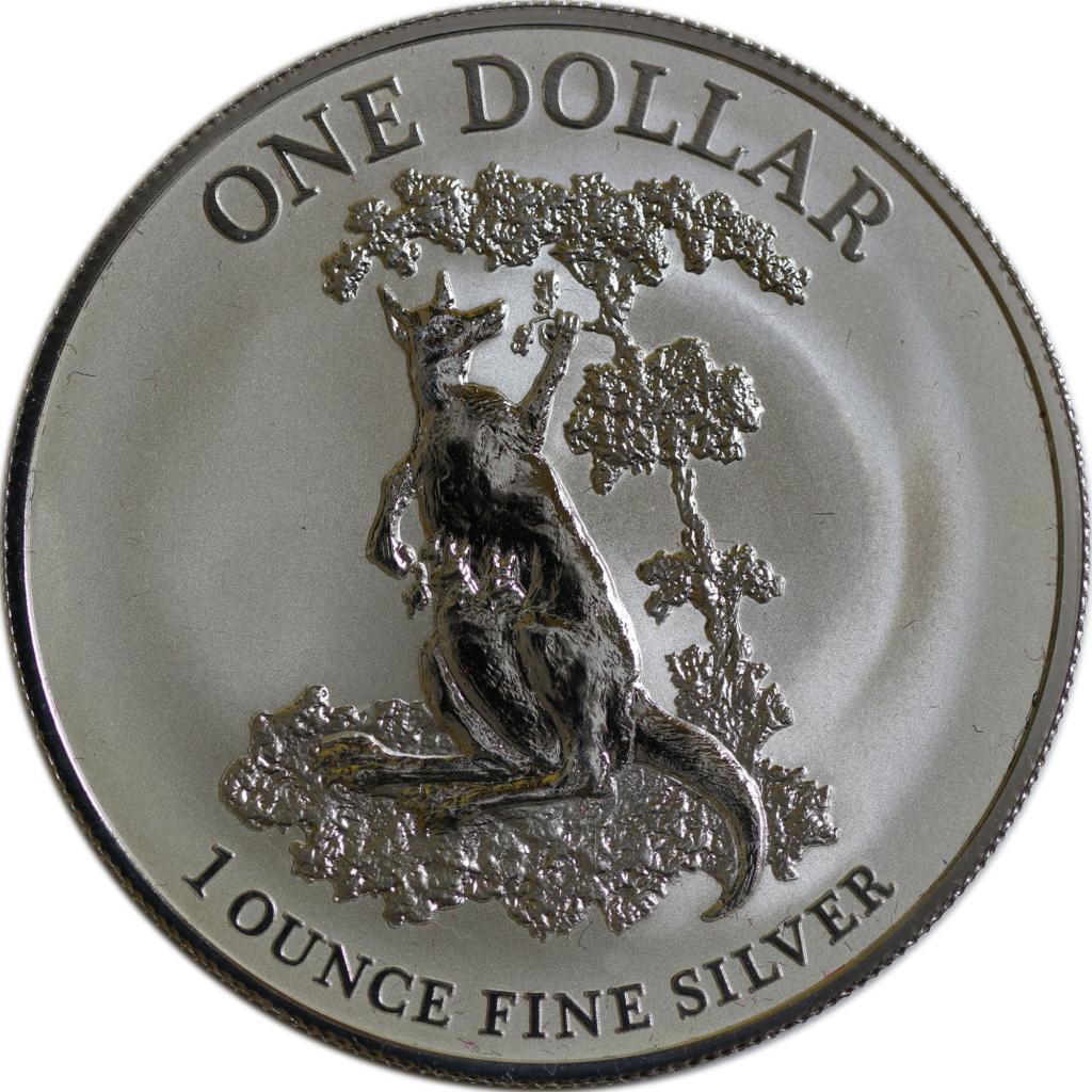 Känguru-Silbermünzen der Royal Australian Mint | MDM-Blog