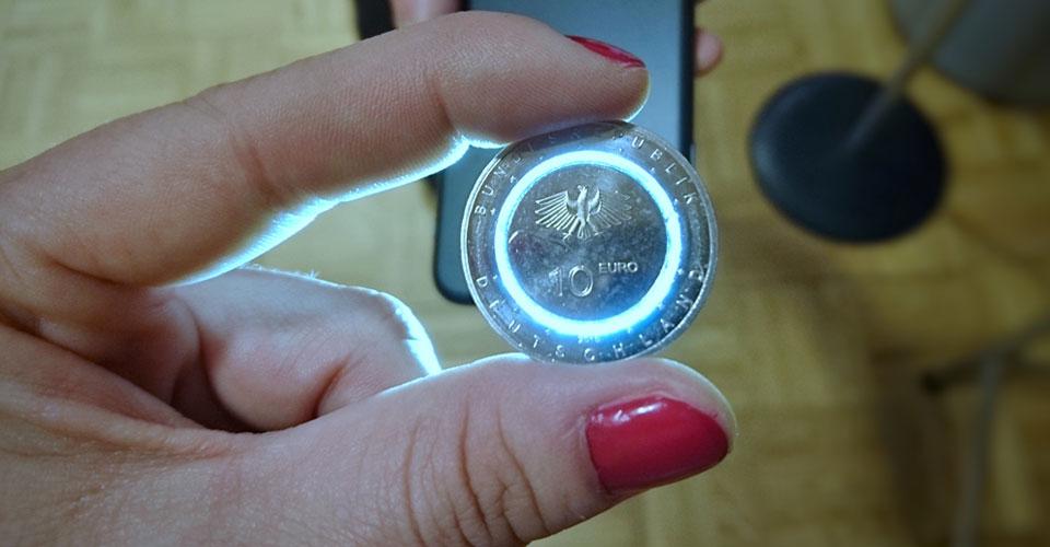 Erstausgabe der 10-Euro-Münze mit Polymer-Ring lockt Münzenjäger zur Bundesbank | MDM-Münzenblog
