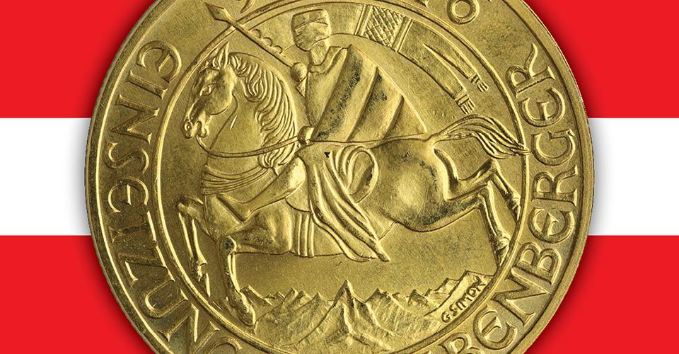 Babenberger-Goldmünze Österreich | MDM-Münzenblog