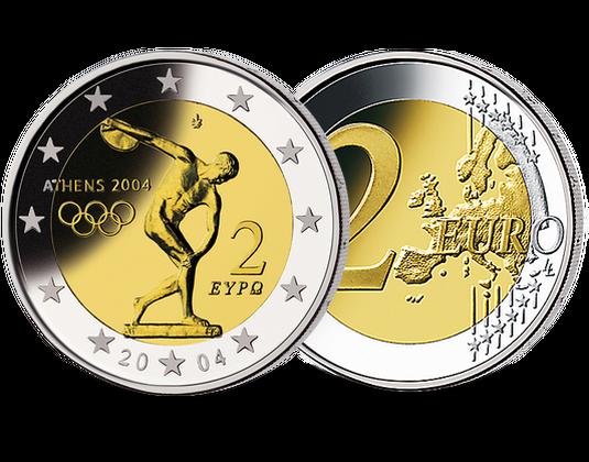 Europas Münzthema Nr. 1: 15 Jahre 2-Euro-Gedenkmünzen | MDM-Blog