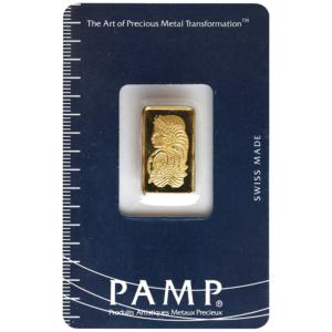 Goldbarren-Fälschungen, PAMP Suisse | MDM-Münzenblog
