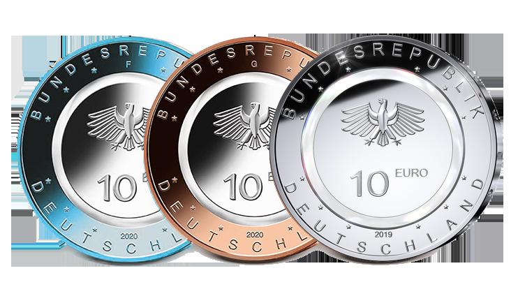 Niob – neues Material für deutsche 10-Euro-Münzen? | MDM-Blog