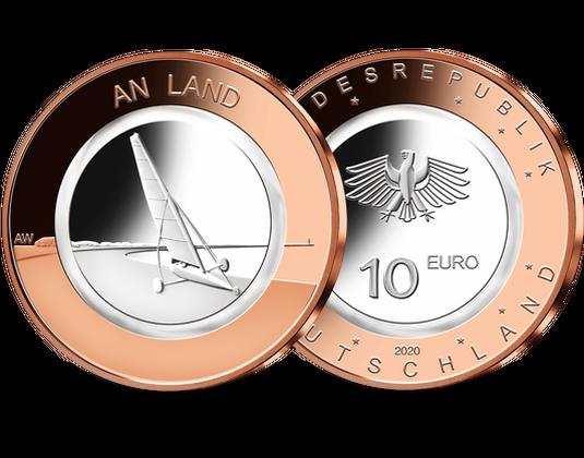 10-Euro-Serie: Neues Motiv veröffentlicht | MDM-Münzenblog
