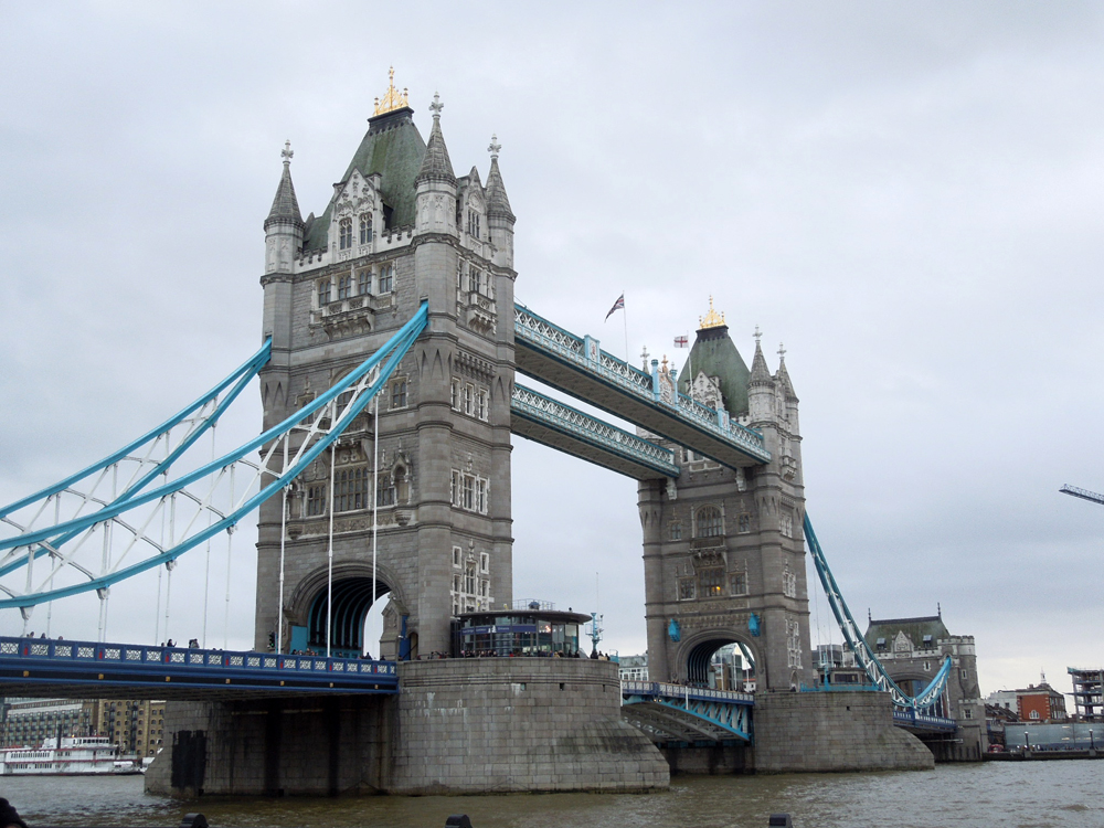 125 Jahre Tower Bridge London | MDM-Blog