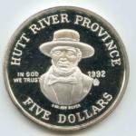 Mikronationen: Hutt River Province Dollar