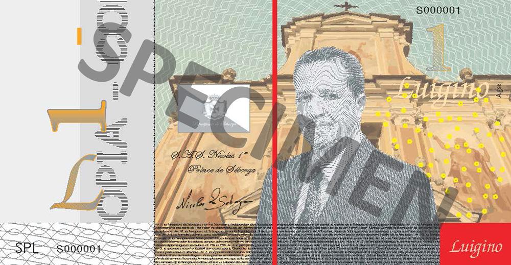 Mikronationen und ihre Münzen: 1 Luigino | MDM-Blog