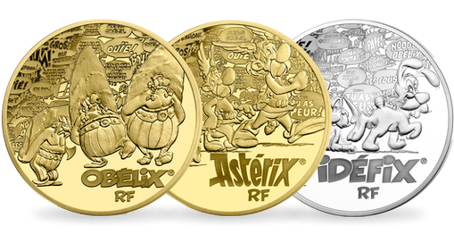 Asterix Gold