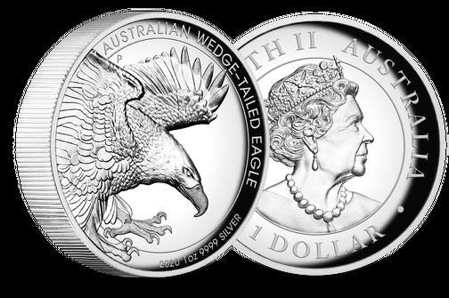 Münzneuheiten aus aller Welt, Keilschwanzaudler | MDM-Blog