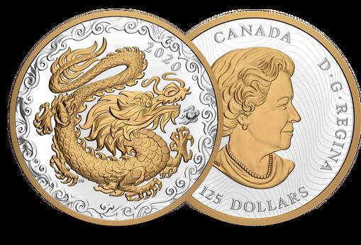 Münzneuheiten aus aller Welt, Lucky Dragon | MDM-Blog